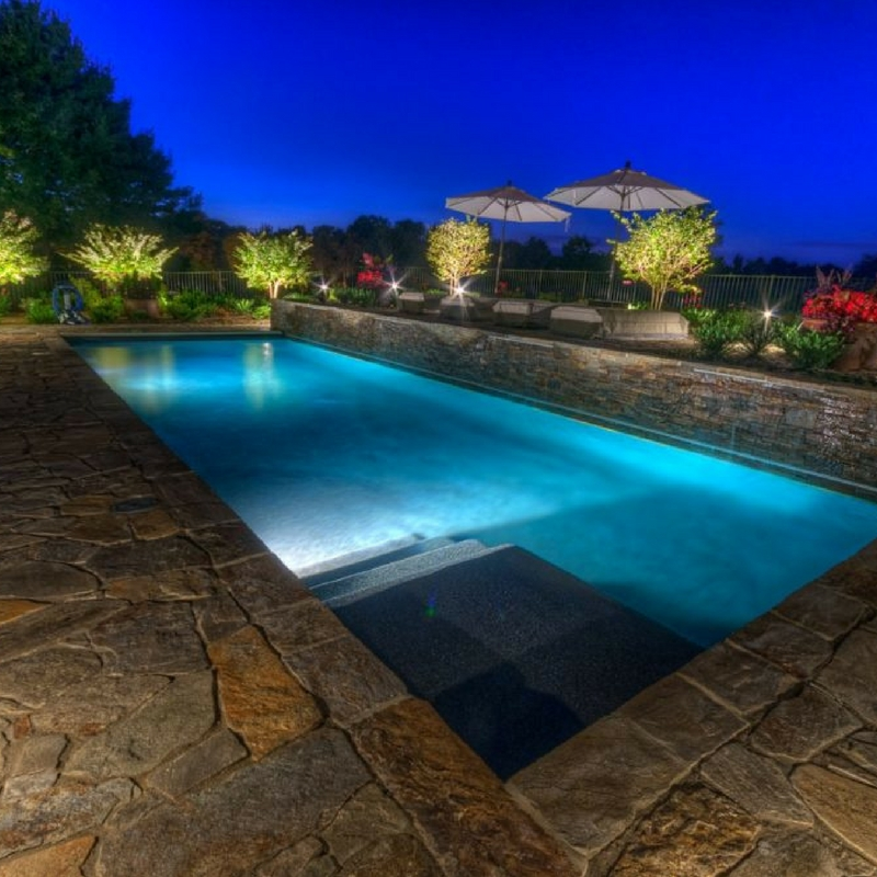 How to Landscape Around a Pool or Spa
